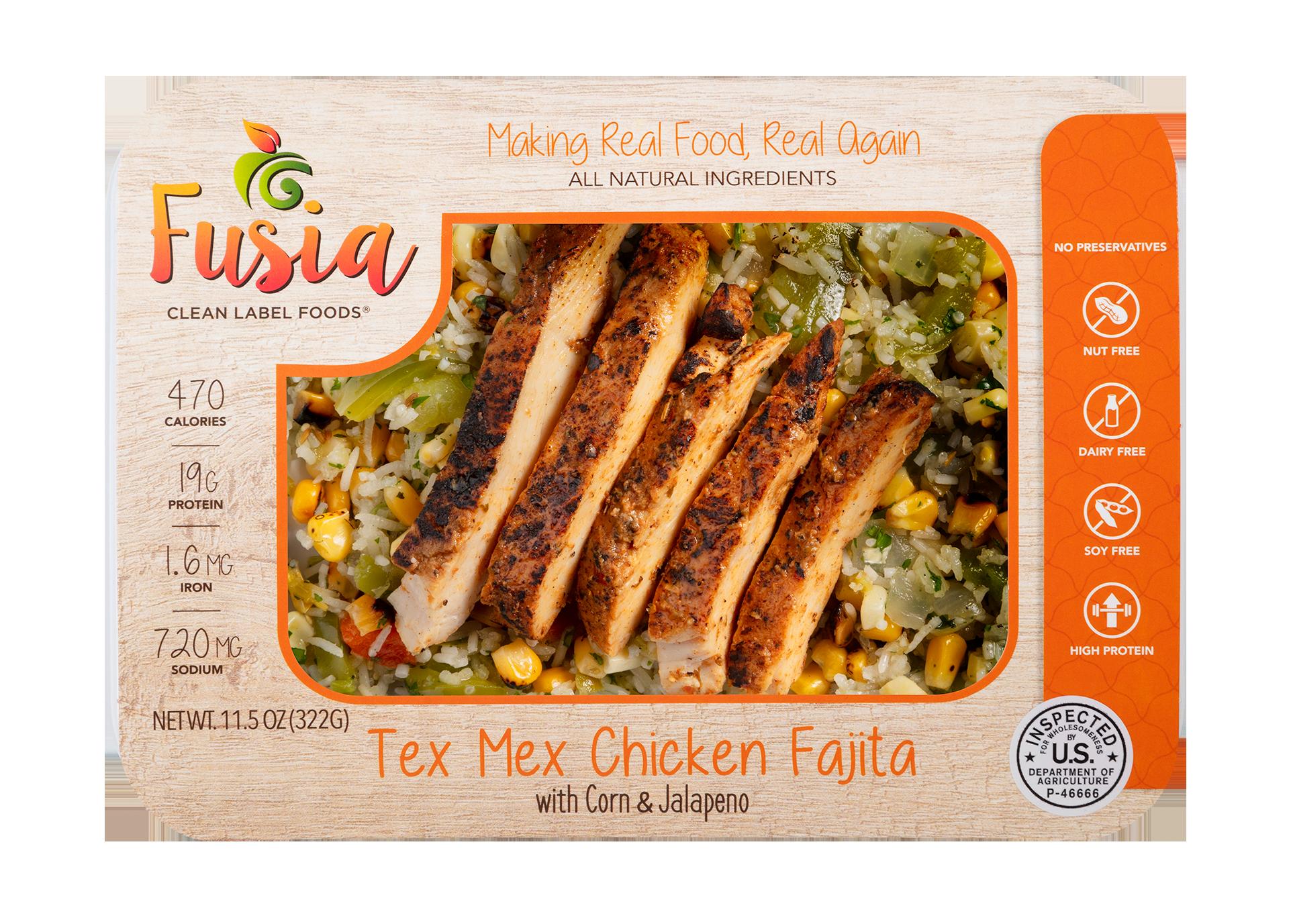 Tex Mex Chicken Fajita